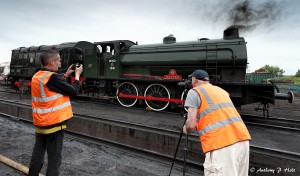 Steam Train Photography Courses