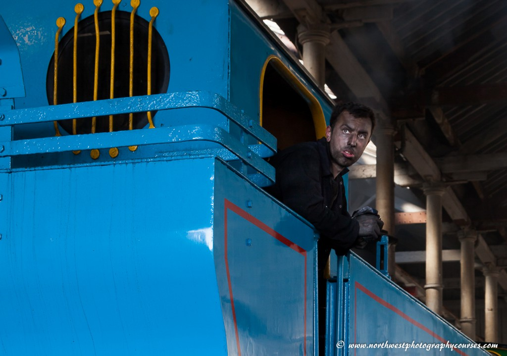 Photography courses at East Lancashire Railway