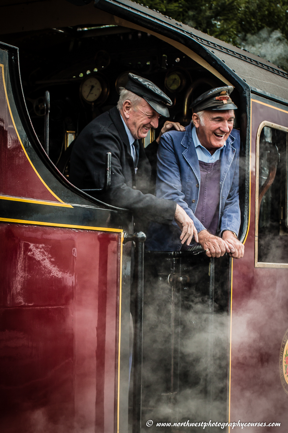 Train Photography Courses at the East Lancashire