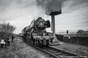 Steam Train Photography Days